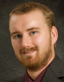 Dr. Chris Moore, assistant professor of geology