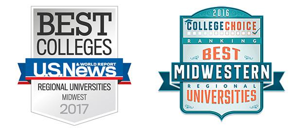 best midwestern regional university