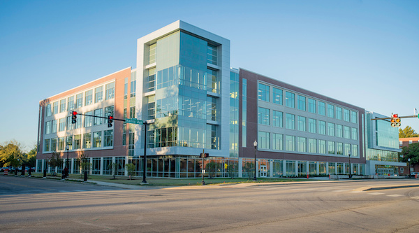 UIndy's 160,000-square-foot Health Pavilion opened in 2015.