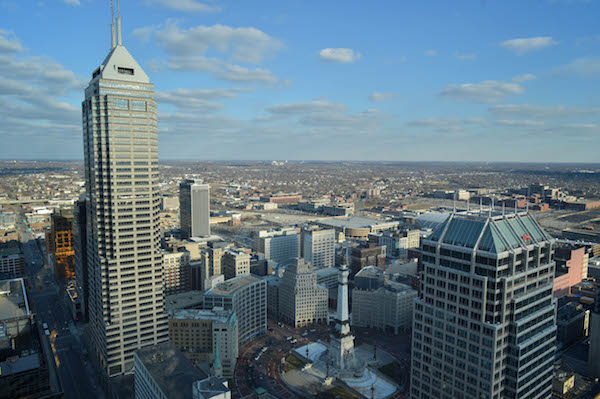 UIndy is located just 10 minutes from downtown Indianapolis.