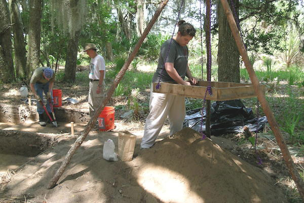 UIndy Anthropology & Archaeology students have a variety of field opportunities available.