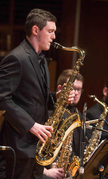 The jazz scene at UIndy features prominent local, regional, and national jazz artists, along with student concerts.