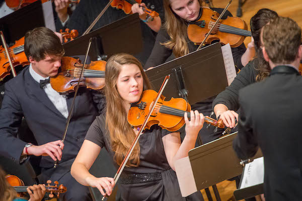 UIndy offers a variety of vocal and instrumental musical performances by both faculty and students each season.