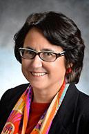 Dr. Elizabeth Weber, associate professor of English