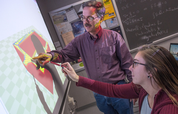 UIndy's software engineering curriculum is heavily focused on design and project-based learning, which gives you hands-on experience.