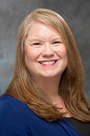 Colleen Hepner, Admissions Counselor, School of Nursing
