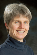 Dr. Leslie Gardner, professor of mathematics & computer science
