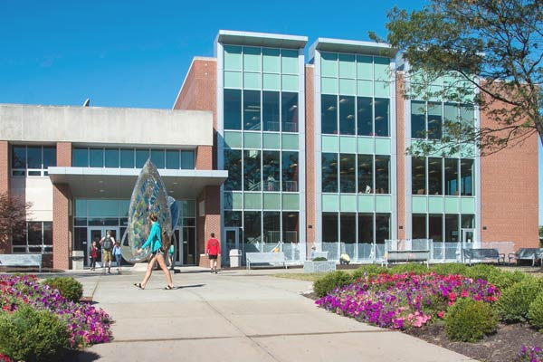 The Krannert Memorial Library was completely renovated in 2015 to create a 21st-century active learning environment with collaborative space for research, scholarship and engagement.