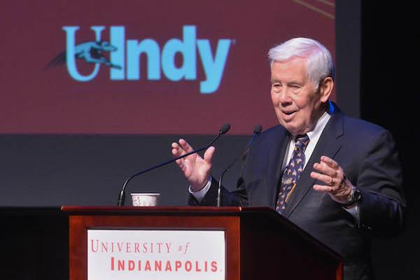 The Lugar Academy builds on Senator Lugar's legacy of service and leadership.