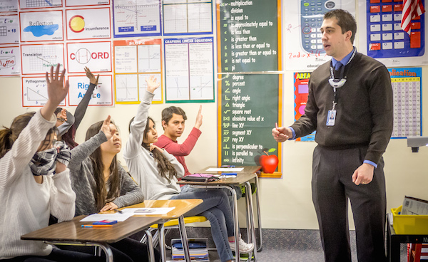 UIndy's MAT program is designed for career changers who want to become teachers.