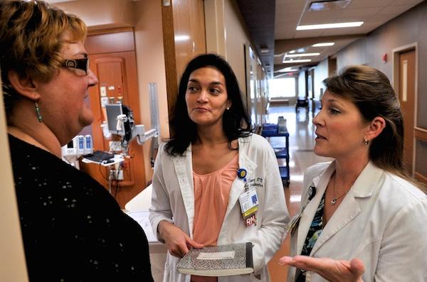 The Master of Science in Nursing-Nursing & Health Systems Leadership program trains you to take on nursing leadership roles.