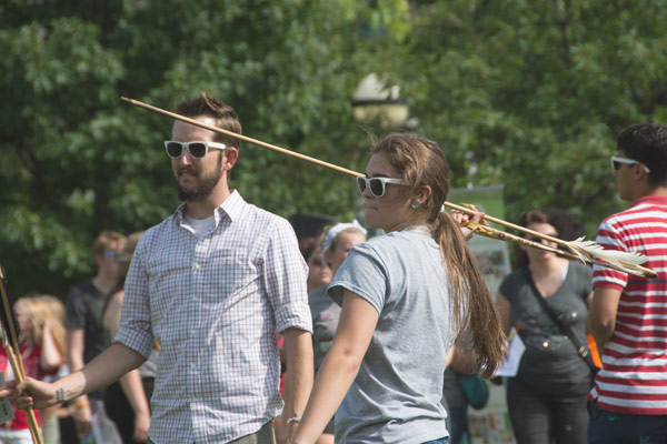 Welcome Week is full of fun activities to help you make new friends and transition to college life.