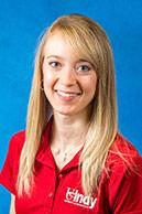 Emily Sands, presidential ambassador