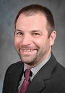 Dr. Paul Talaga, Assistant Professor, Mathematics & Computer Science