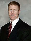 Ned Shannon, athletic training instructor and head athletic trainer